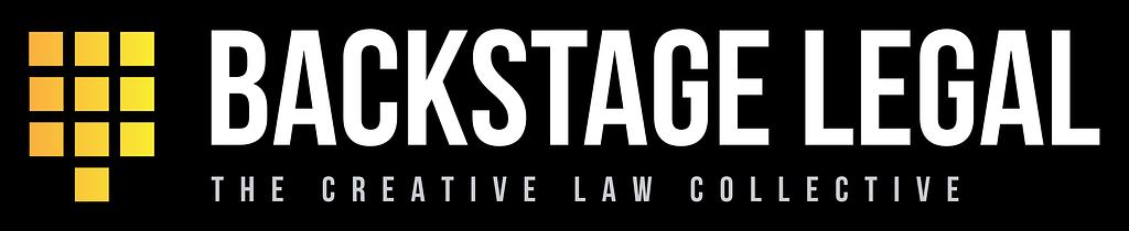 backstage legal