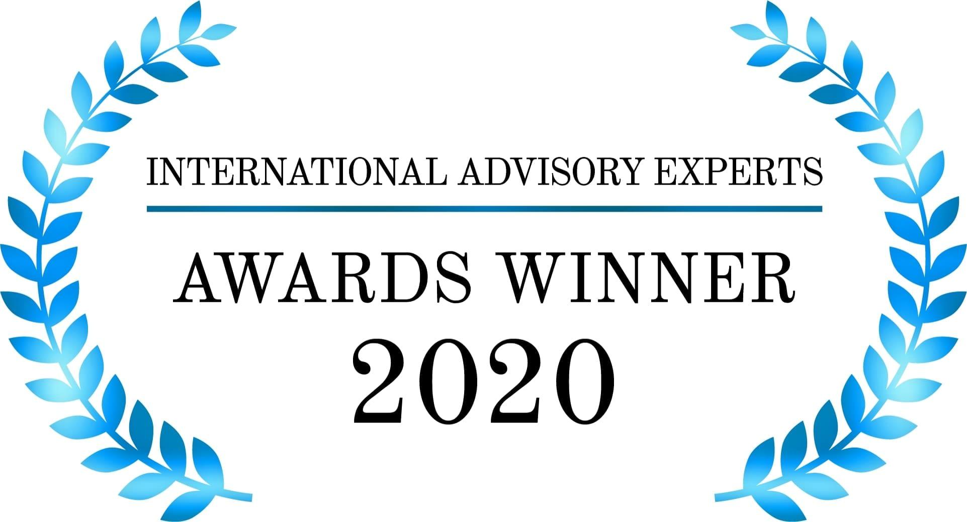 Award Winner International Advisory Experts