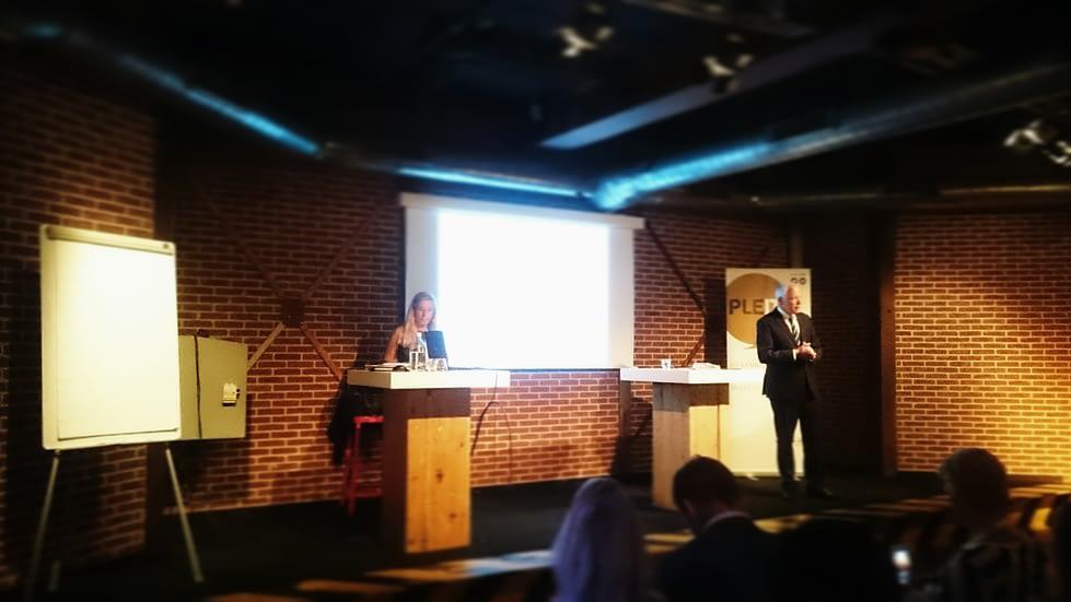 Bas Martens en Suzanne Hendrickx over het digitale advocatenkantoor in de 21e eeuw