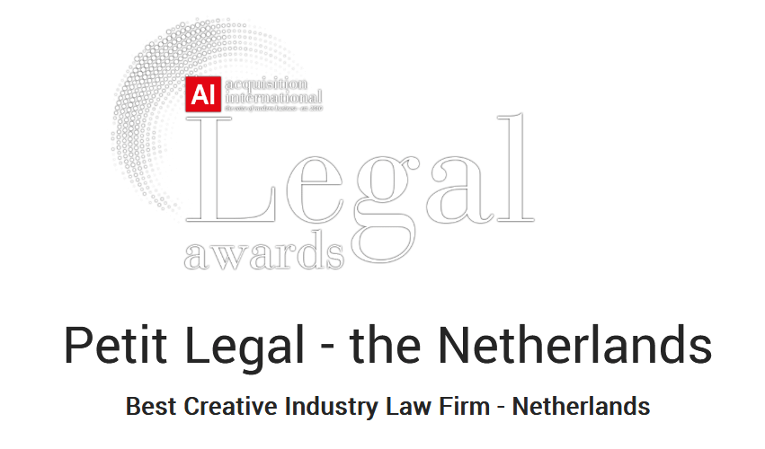Acquisition International Legal Award 2020 - Petit Legal